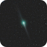 Comet Lulin on February 20th, 2009