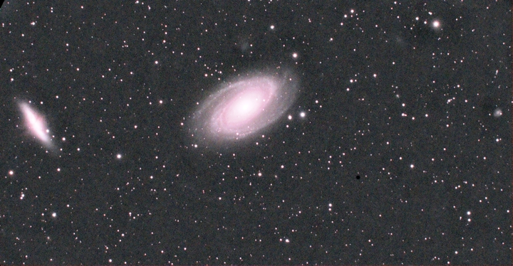 m81 and m82 - over 1100 minutes in 2 years