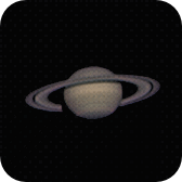 Saturn Animated