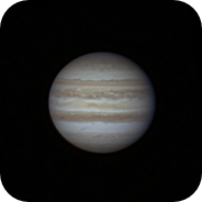 Jupiter du 05 octobre : excellentes conditions