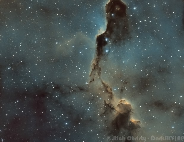 IC1396 - Elephant Trunk
