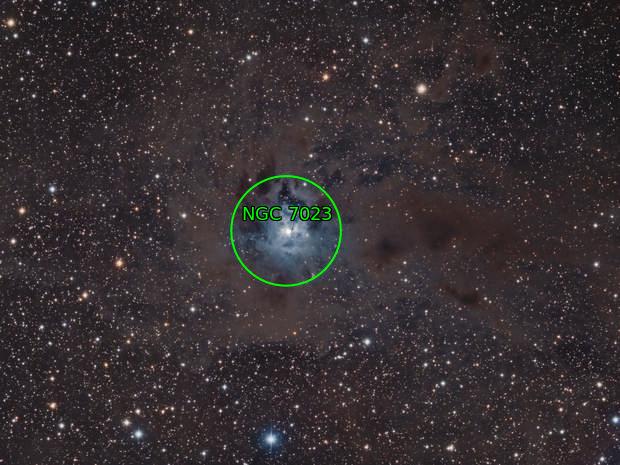 NGC7023-Iris Nebula
