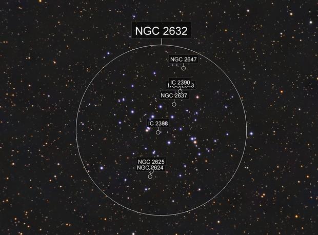 Messier 44 Praesepe