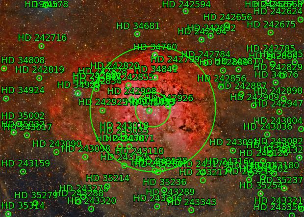 NGC1893 Ultra deep