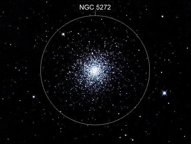 NGC5272 (M3) in LRGB