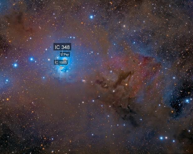 IC348 and B3/4/5
