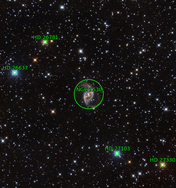 NGC 1530 (Diaz, Alemany, Iovene)