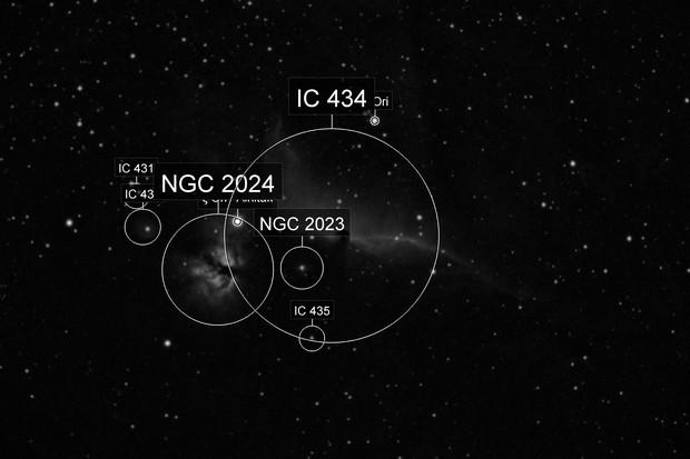 Horse Head IC434