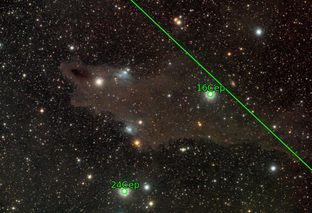 LDN1235 Shark Nebula/VDB149/VDB150