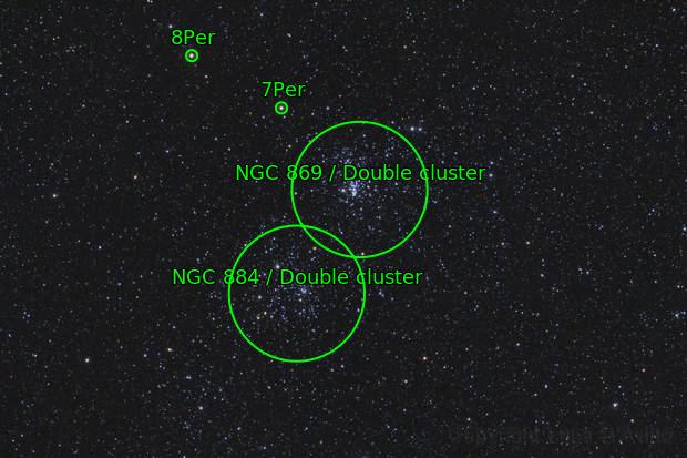 NGC884, NGC869