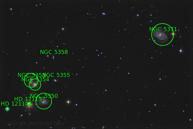 NGC 5390 Group