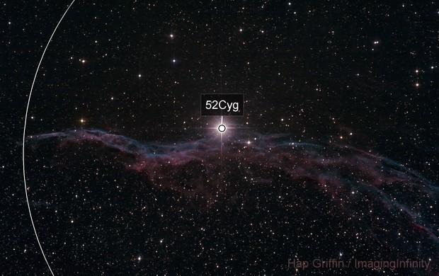 NGC 6960 - The Cirrus Nebula in Cugnus