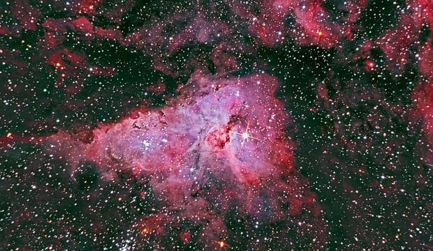 Key Hole Nebula - Eta Carinae