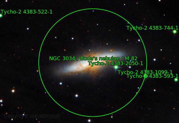 M82 RGB