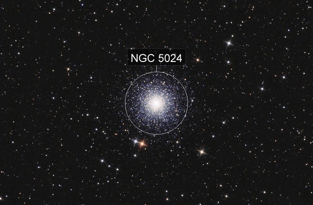 M53 in Coma Berenices