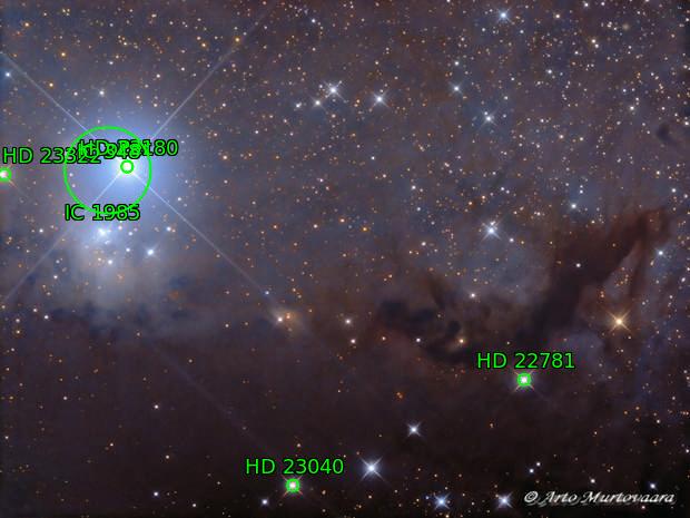 IC 348/Barnard 3-4