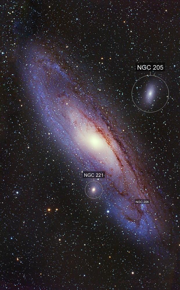Andromeda Galaxy Messier 31