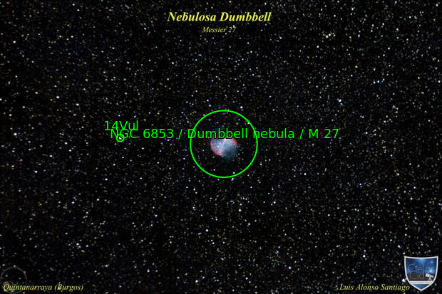 Dumbbell Nebula