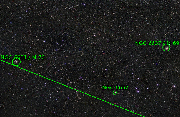 Widefield M69 and M70 - Szekszard image 8 / 8