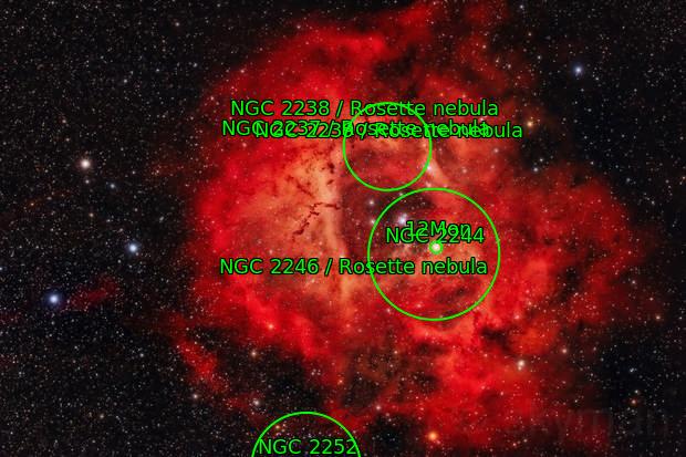 NGC 2237 Rosetta