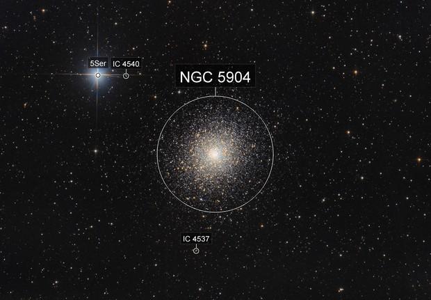 M5 Globular Cluster