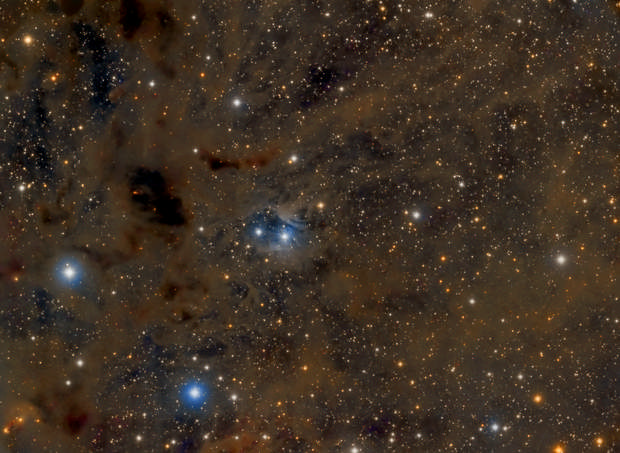 Vdb 16 and tons of dust