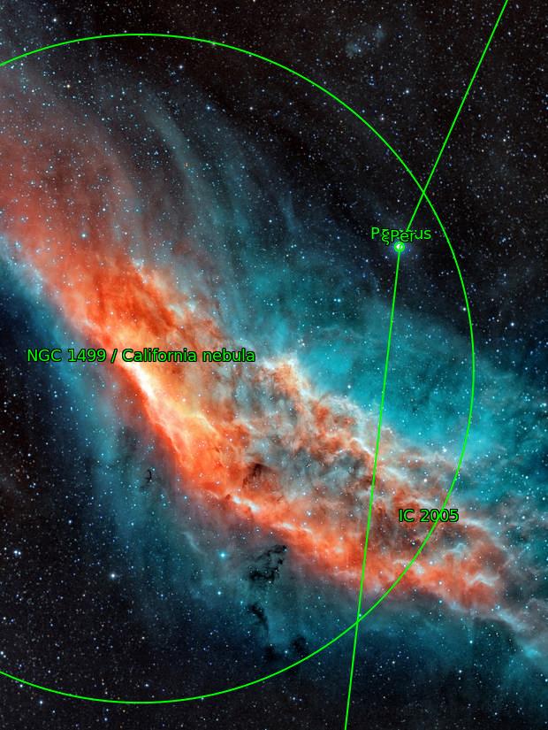 NGC1499 - Hubble Palette SHO - LRGB composition