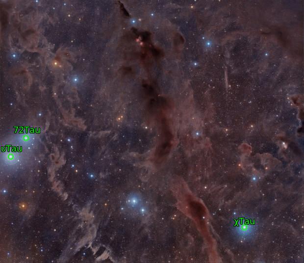 Barnard 18, Barnard 215 & Friends