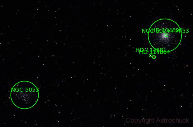 M53 & NGC5053