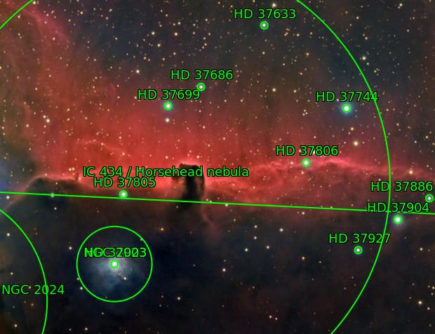 Horsehead Nebula (IC 434)