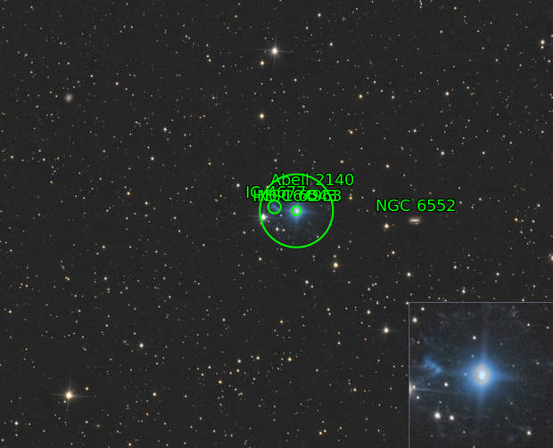 Cat's Eye Nebula NGC 6543