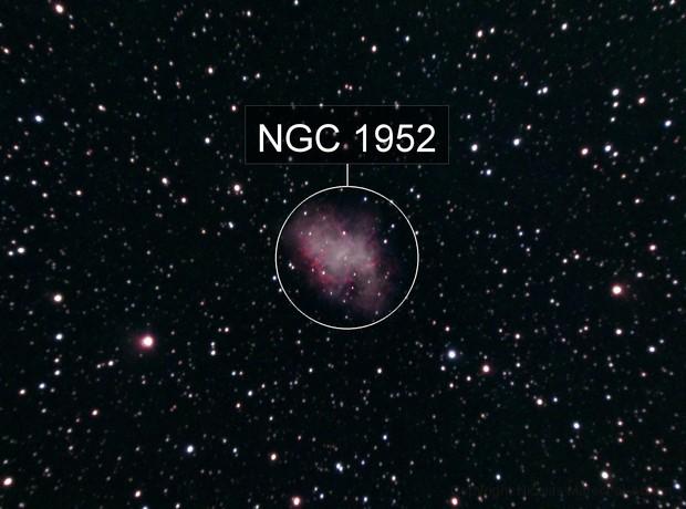 M1 Nebula