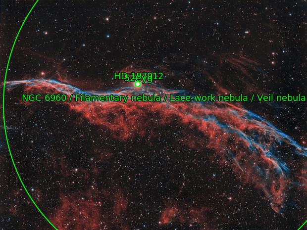 NGC 6960 WESTERN VEIL