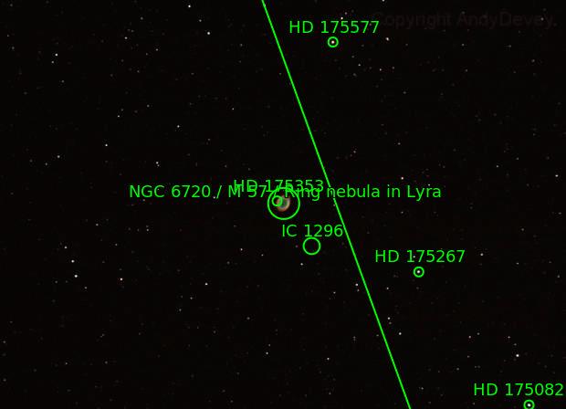 M 57 The Ring Nebula
