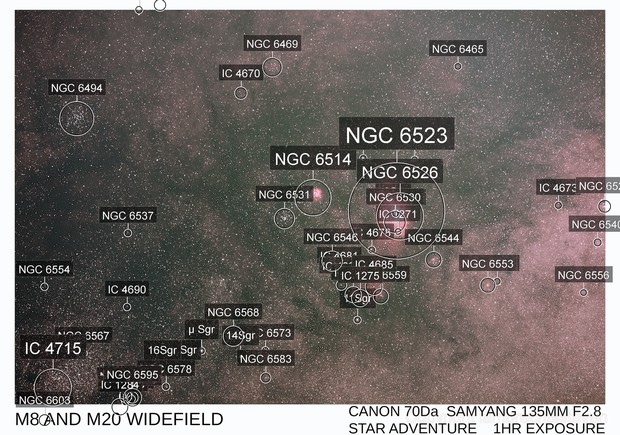 M8 AND M20 WIDEFIELD