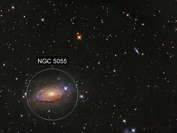 Sunflower Galaxy - Messier 63