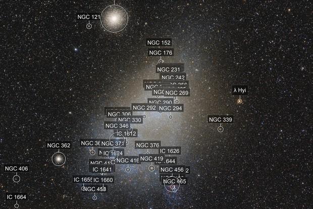 SMC Small Magellanic Cloud