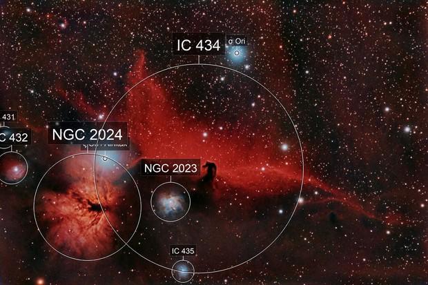 Horsehead Nebula B33 - IC434