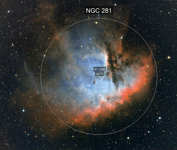 The PacMan in Narrowband