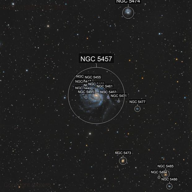 M101 - old RGB, new L