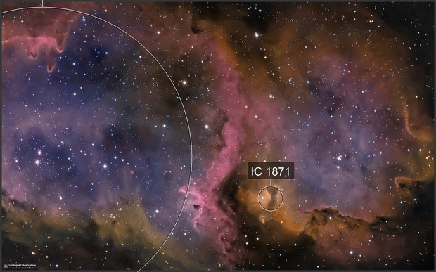 SH2-199 (Inside the Soul)