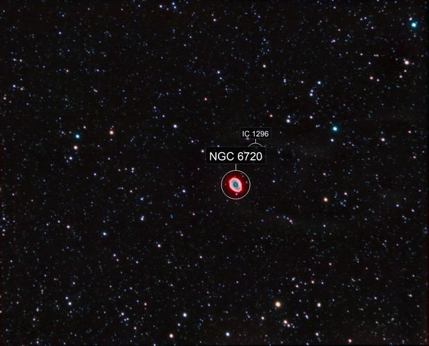 Messier 57 en HaLRVB Full image