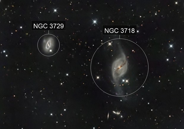Urban NGC 3718