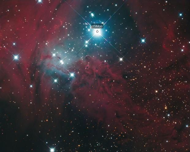 Fox Fur Nebula LRGB + Ha