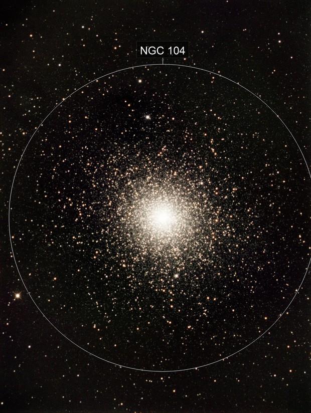 NGC 104   47 TucanaeGlobular Cluster