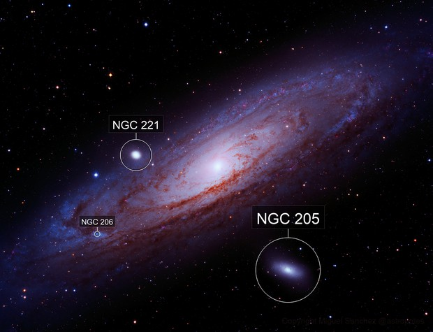 M31 LRGB