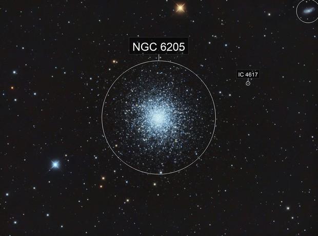 M13 Great Hercules Cluster