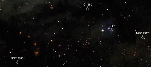 Bubble Nebula -Close Up