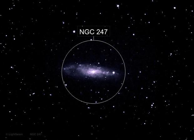NGC 247   C 62