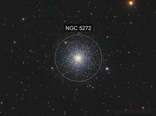 M3 ASI1600MM PRO first light